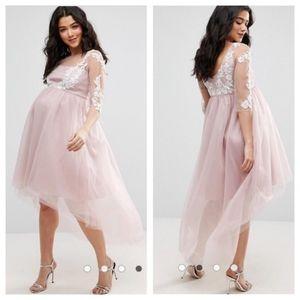 Chi Chi London Maternity dress